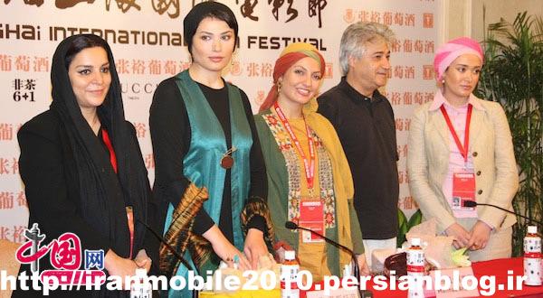 نشست خبری فیلم تسویه حساب در شانگهای چین